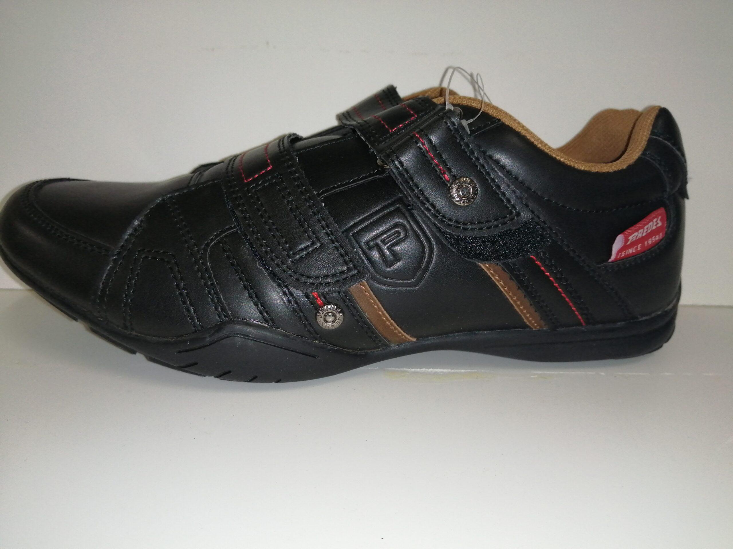 Zapato PAREDES casual  velcrosLC193