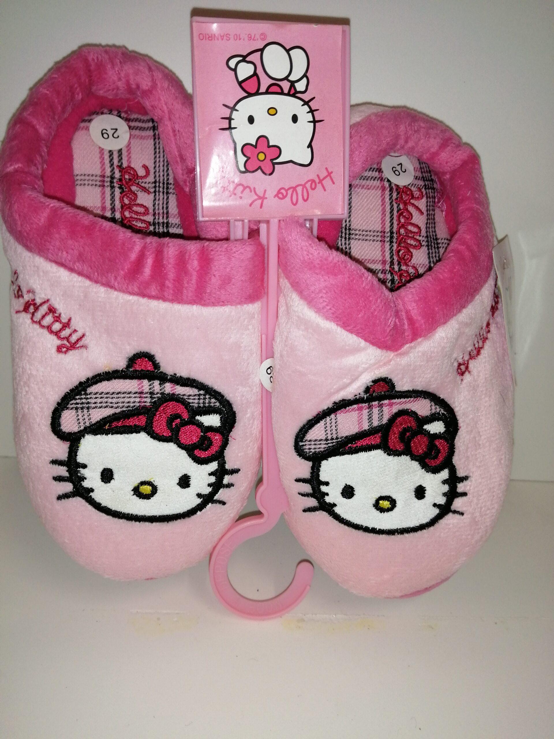Zapatillas de casa KITTY ZUECO