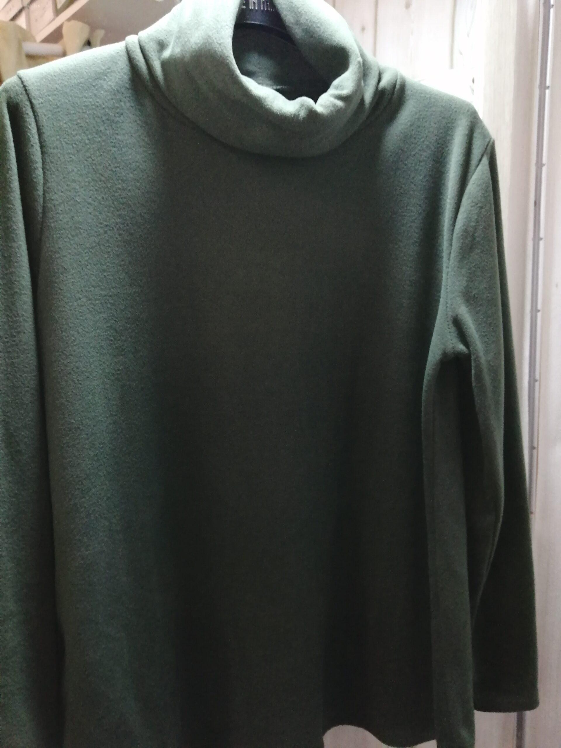 Jersey polar cuello vuelto P630