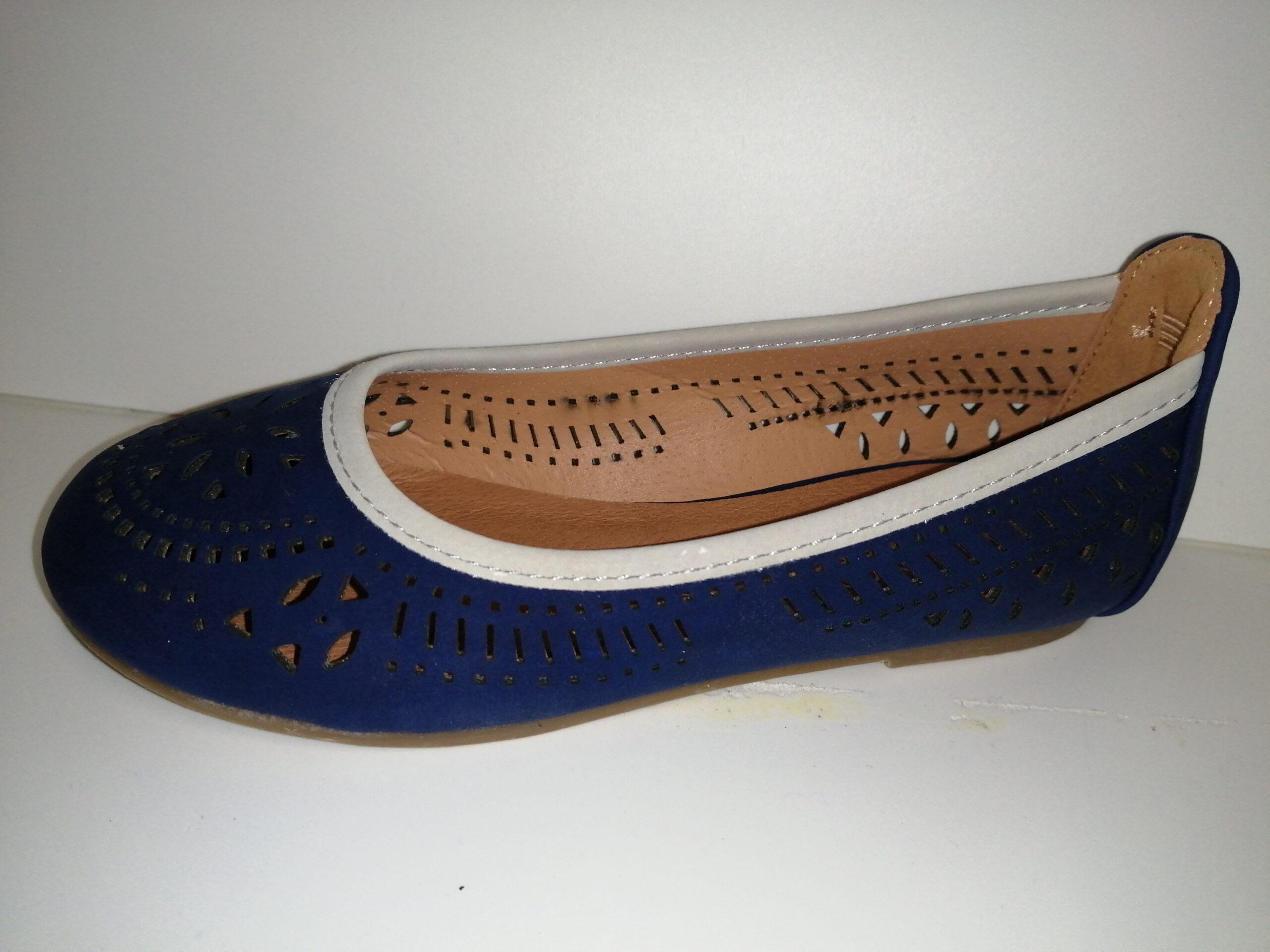 Zapato bailarina marino niña 52472 XTI