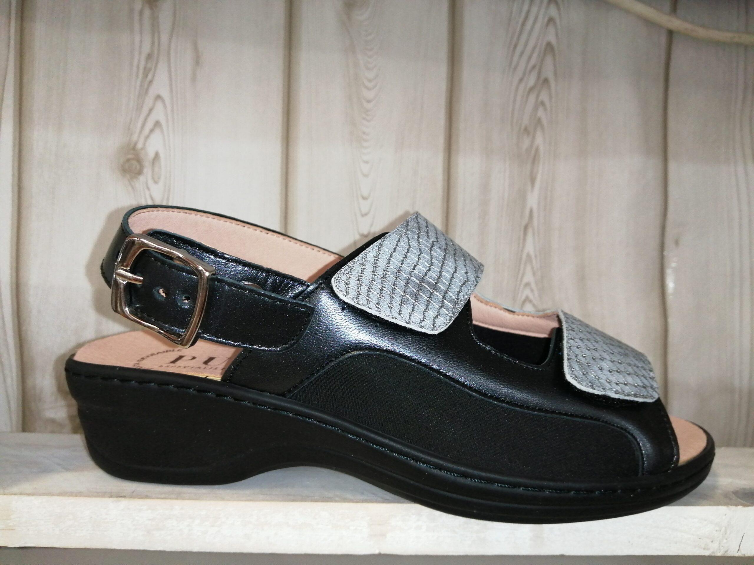 Sandalia sra confort velcros PUCHE 6187