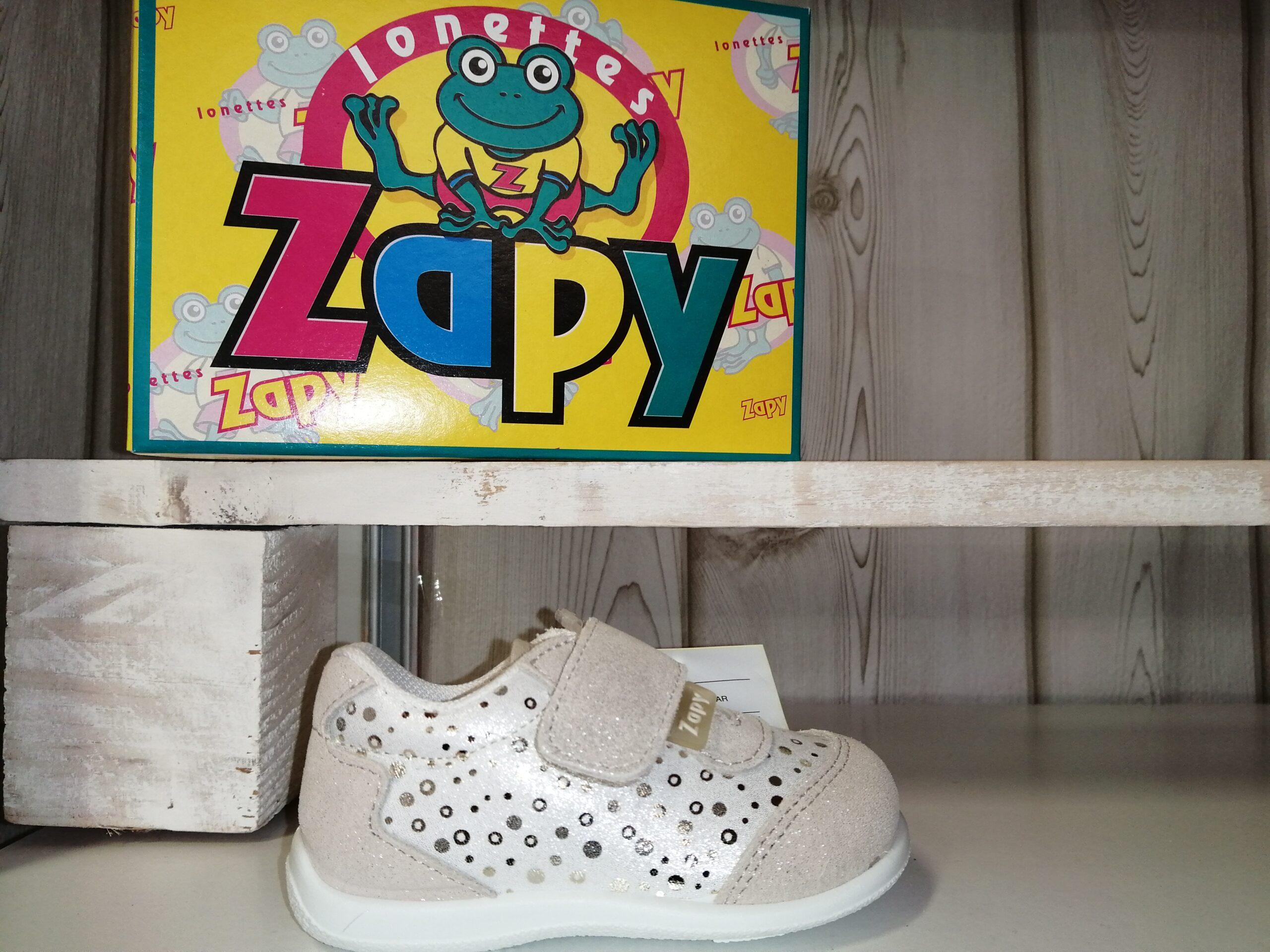 Deportivo bebé ZAPY piel loneta Y200447