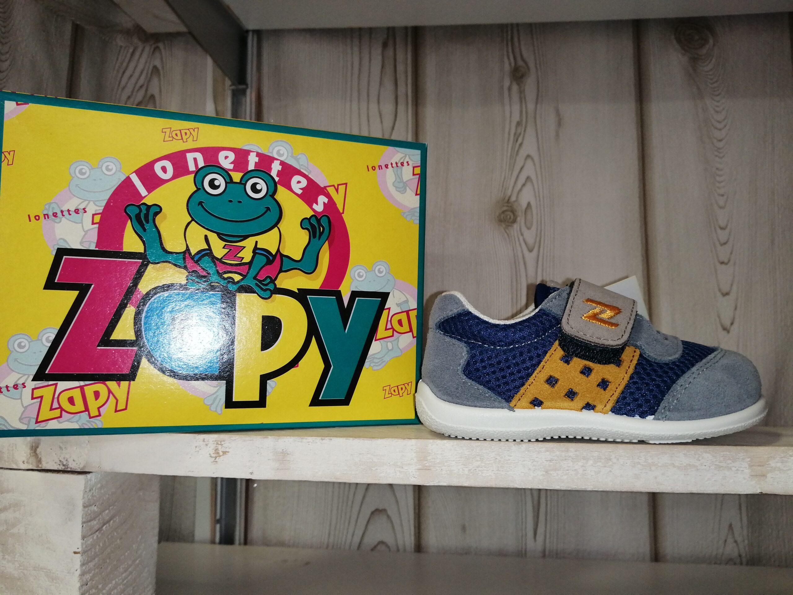 Deportivo bebé ZAPY piel loneta Y201138